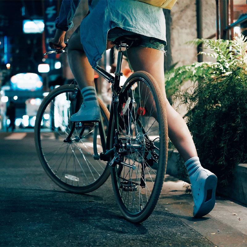 Antica Hostaria Dante Alighieri in bicicletta