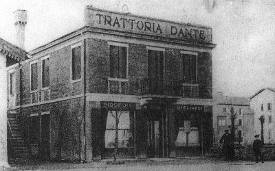 Antica Hostaria Dante Alighieri: lo storico ristorante di Mestre